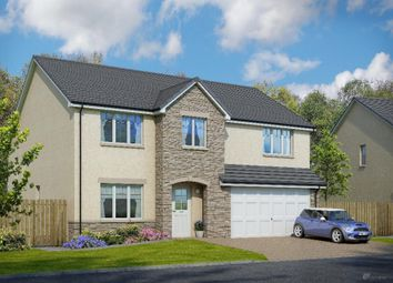 Thumbnail 5 bedroom detached house for sale in Oakley Road, Saline, Dunfermline