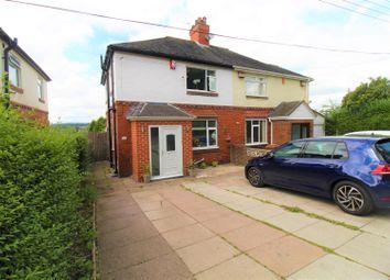 2 bed semi-detached house for sale in Chapel Street, Bucknall, Stoke-On-Trent ST2