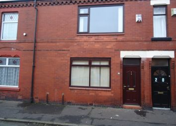Thumbnail 2 bed terraced house to rent in Roda Street, Moston, Manchester