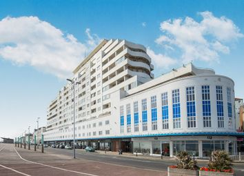 Thumbnail Studio for sale in Marine Court, St. Leonards-On-Sea