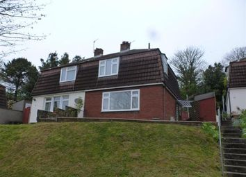 3 bed semi-detached house to rent in Carradale Road, Plymouth PL6