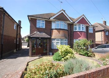 Thumbnail 3 bed semi-detached house for sale in Harvil Road, Harefield, Uxbridge