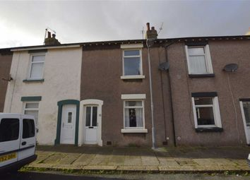 Thumbnail 2 bed terraced house for sale in Portsmouth Street, Barrow-In-Furness, Cumbria
