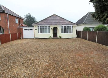 Thumbnail 2 bed detached bungalow for sale in Middletons Lane, Hellesdon, Norwich