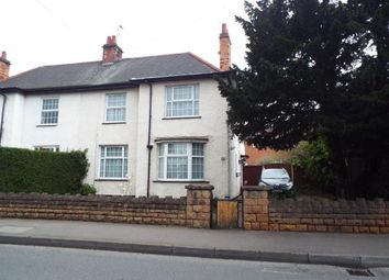 Thumbnail 4 bed semi-detached house for sale in Vale Road, Colwick, Nottingham