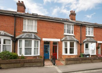 Thumbnail 4 bed terraced house to rent in Lower Brook Street, Winchester, Hampshire