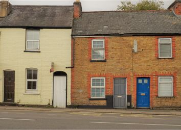 Thumbnail 2 bedroom terraced house for sale in Dane Street, Bishop's Stortford