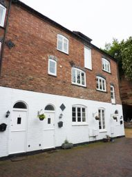 Thumbnail 2 bed terraced house to rent in Cartway, Bridgnorth