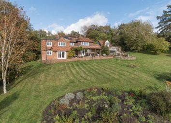Thumbnail 4 bed detached house for sale in Lympne Hill, Lympne, Hythe, Kent