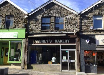 Thumbnail Retail premises for sale in Bargoed, Caerphilly