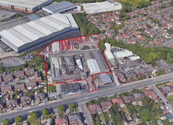 Thumbnail Warehouse for sale in Derby Works, Manchester Road, Bury