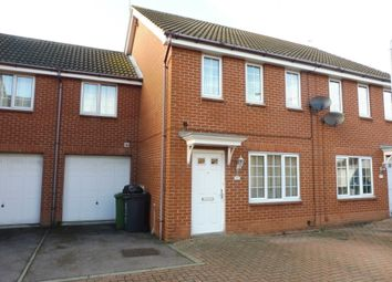Thumbnail 3 bed link-detached house for sale in Salk Road, Gorleston, Great Yarmouth