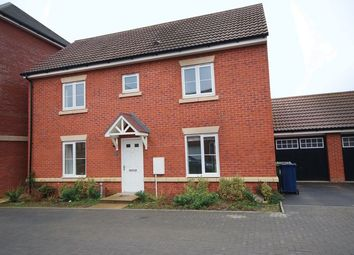 Thumbnail 4 bedroom detached house to rent in Mulberry Road, Brockworth, Gloucester