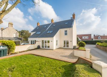 Thumbnail 4 bed semi-detached house for sale in La Planque Lane, Forest, Guernsey