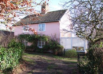 Thumbnail 2 bed detached house for sale in Park Place, Yoxford, Saxmundham, Suffolk