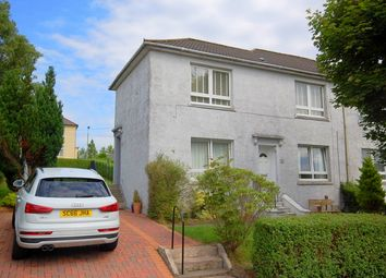 Thumbnail 1 bed flat for sale in Maple Drive, Clydebank, West Dunbartonshire