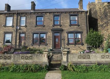 Thumbnail 3 bed terraced house for sale in Wide Lane, Morley, Leeds