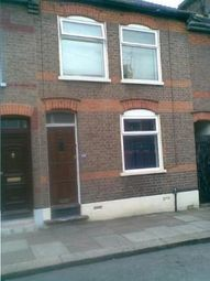 Thumbnail 4 bedroom terraced house to rent in Baker Street, Luton