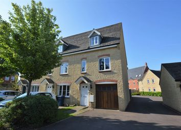 Thumbnail 3 bed end terrace house for sale in Butterfield Court, Bishops Cleeve, Cheltenham