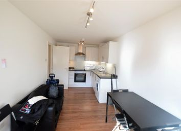 Thumbnail 1 bed flat to rent in Britten Close, London