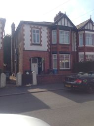 Thumbnail 1 bedroom semi-detached house to rent in Milverton Road, Manchester