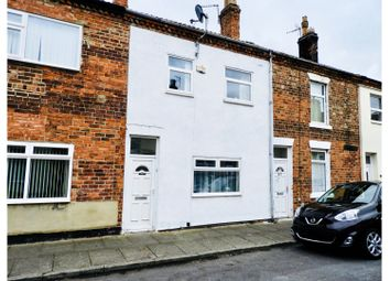Thumbnail 3 bed terraced house for sale in Farrer Street, Darlington