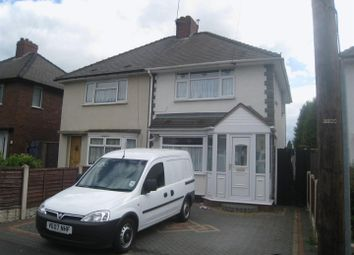 Thumbnail 3 bed property to rent in Coleman Road, Wednesbury