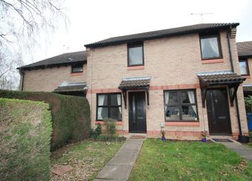 Thumbnail 2 bed terraced house to rent in Hedgerley Court, Horsell, Woking