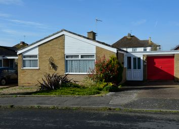 Thumbnail 3 bed detached bungalow for sale in Knights Close, Old Felixstowe, Felixstowe