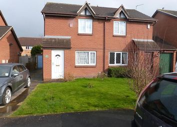 Thumbnail 2 bed semi-detached house for sale in Ebsay Drive, York