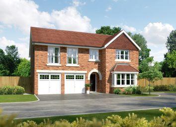 "Thumbnail 5 bedroom detached house for sale in ""Melton II"" at Whittingham Lane, Broughton, Preston"