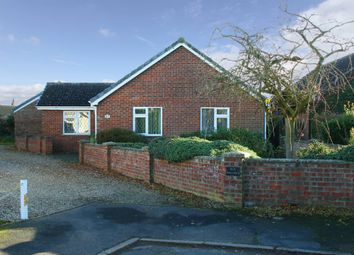 Thumbnail 3 bedroom detached bungalow for sale in Chequers Green, Great Ellingham, Attleborough