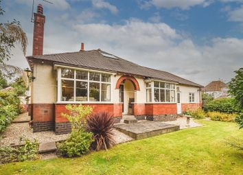 Thumbnail 4 bed detached bungalow for sale in The Chalet, Middleton Drive, Littleover, Derby