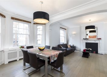 Thumbnail 3 bed flat to rent in Brown Street, London, Marylebone