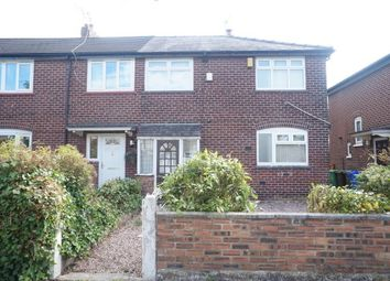 Thumbnail 3 bed semi-detached house to rent in Woodlake Avenue, Chorlton