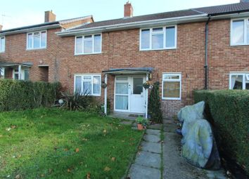 Thumbnail 4 bed terraced house for sale in Burghclere Road, Weston, Southampton