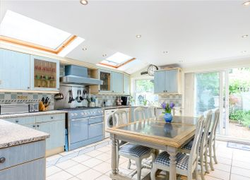Thumbnail 5 bedroom terraced house for sale in Burnfoot Avenue, Bishops Park, Fulham, London