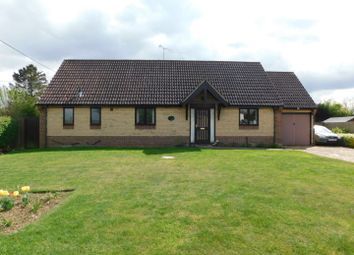 Thumbnail 3 bed detached bungalow for sale in Stoke Farm Drive, Battisford