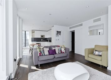 Thumbnail 3 bed flat for sale in Warwick Row, London