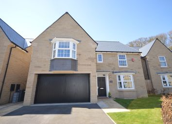 Thumbnail 4 bed detached house for sale in Siskin Gardens, Netherton, Huddersfield