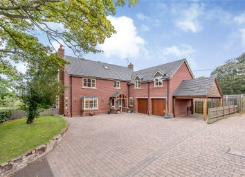 Thumbnail 6 bed detached house for sale in Wem Road, Clive, Shrewsbury