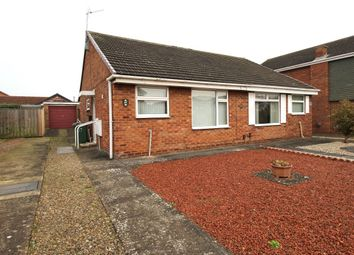 Thumbnail 2 bed bungalow for sale in Culross Grove, Stockton-On-Tees