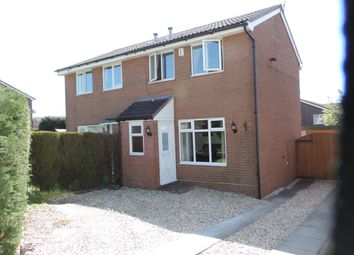 Thumbnail 2 bed semi-detached house to rent in 4 Chartswell Close, Werrington