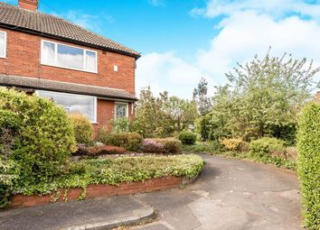 Thumbnail 2 bedroom semi-detached house for sale in St. Christophers Avenue, Rothwell, Leeds