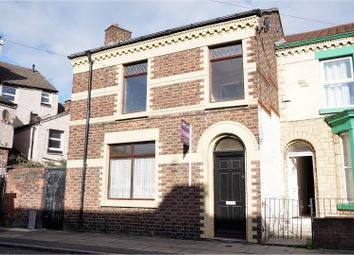 Thumbnail 3 bed terraced house to rent in Wordsworth Street, Bootle