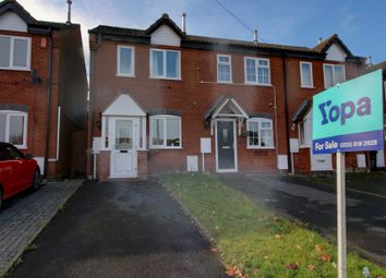 Thumbnail 2 bed end terrace house for sale in Horace Street, Coseley, Bilston