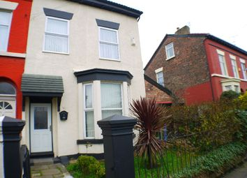 Thumbnail 6 bed semi-detached house to rent in Laburnum Road, Liverpool