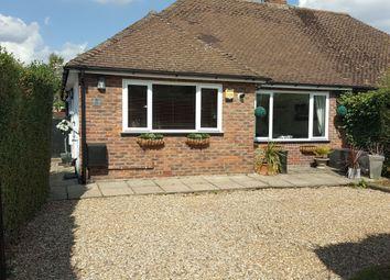 Thumbnail 3 bed semi-detached bungalow for sale in Kings Avenue, Byfleet, West Byfleet