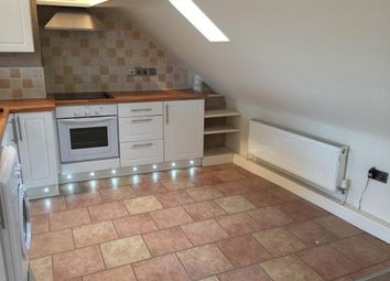 Thumbnail 2 bed flat to rent in High Street, Cheadle, Stoke-On-Trent