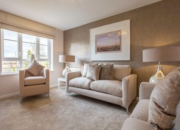 """Thumbnail 3 bedroom semi-detached house for sale in """"Craigend"""" at Meikle Earnock Road, Hamilton"""